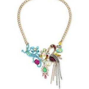 Betsey Johnson Lost Paradise necklace